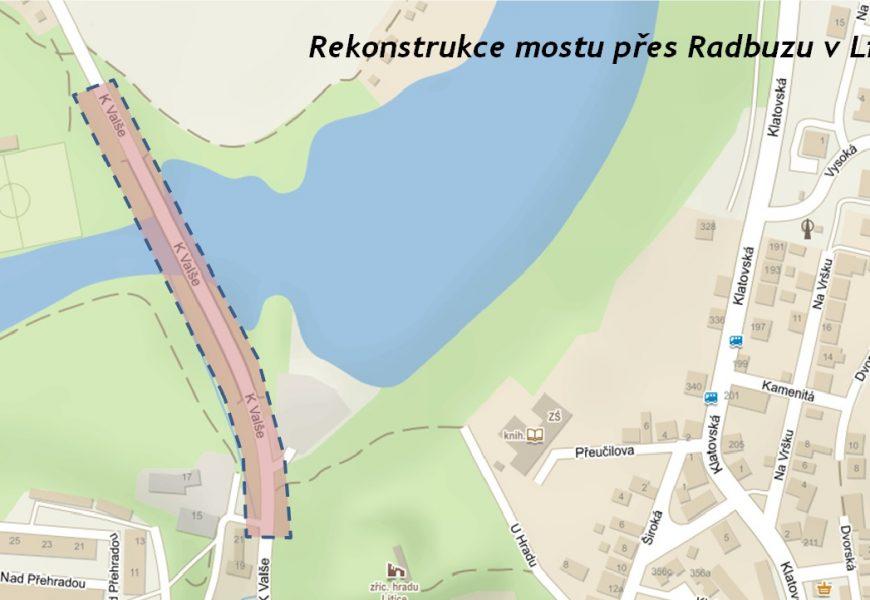 Uzavírka silnice do Litic od 2.3.2020