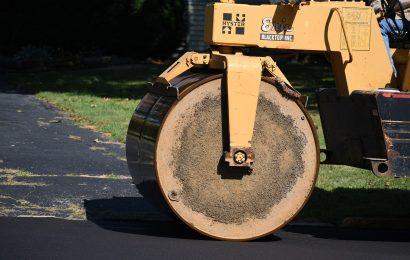 Aktualizace plánu asfaltování silnic